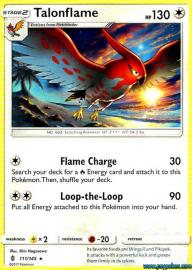 Talonflame (Guardians Rising: 111/145)