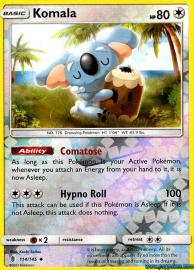 Komala (Guardians Rising: 114/145)