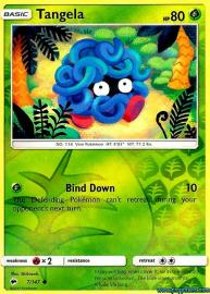 Tangela (Burning Shadows: 7/147)