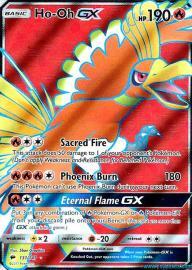 Ho-oh GX (Full Art) (Burning Shadows: 131/147)