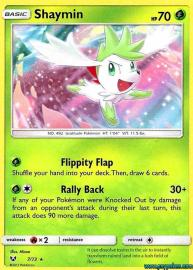 Shaymin (Shining Legends: 7/73)