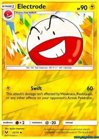 Electrode (Shining Legends: 31/73)