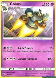 Golurk (Shining Legends: 44/73)