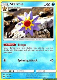 Starmie (Crimson Invasion: 16/111)
