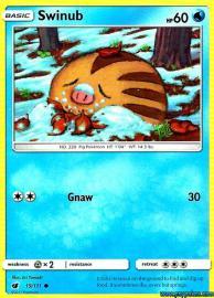 Swinub (Crimson Invasion: 19/111)