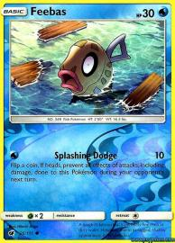 Feebas (Crimson Invasion: 26/111)