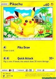 Pikachu (Crimson Invasion: 30/111)