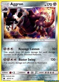 Aggron (Crimson Invasion: 67/111)