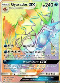 Gyarados GX (Rainbow Full Art) (Crimson Invasion: 112/111)