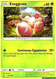 Exeggcute (Ultra Prism: 1/156)