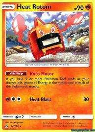 Heat Rotom (Ultra Prism: 24/156)