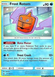 Frost Rotom (Ultra Prism: 41/156)