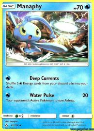 Manaphy (Ultra Prism: 42/156)