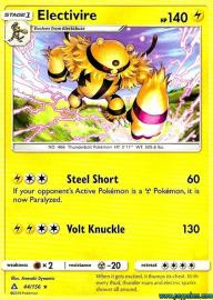 Electivire (Ultra Prism: 44/156)