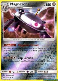 Magnezone (Ultra Prism: 83/156)