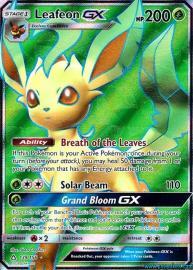 Leafeon GX (Full Art) (Ultra Prism: 139/156)