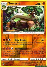 Torterra (Forbidden Light: 58/131)