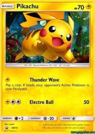 Pikachu (SM Promos: SM76)