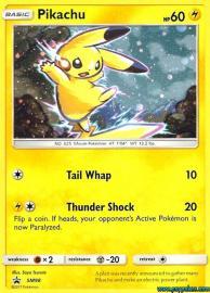 Pikachu (SM Promos: SM98)