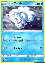 Alolan Sandshrew (Alternate A Promos: 19a/145)