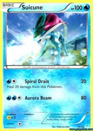 Suicune (XY Trainer Kit: 14/30)
