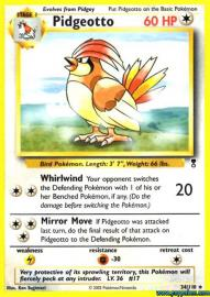 Pidgeotto (Legendary Collection: 34/110)