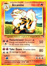 Arcanine (Legendary Collection: 36/110)