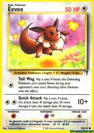 Eevee (Legendary Collection: 74/110)