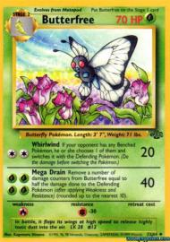 Butterfree (Jungle: 33/64)