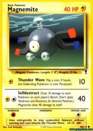Magnemite (Legendary Collection: 80/110)