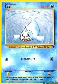 Seel (Legendary Collection: 92/110)