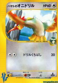 Falkner's Fearow (Pokemon VS: 2/141)