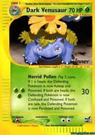 Dark Venusaur (Pokemon Web: 41/48)