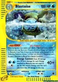 Blastoise (Expedition Base Set: 4/165)
