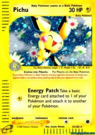 Pichu (Expedition Base Set: 22/165)