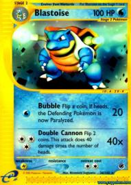 Blastoise (Expedition Base Set: 36/165)