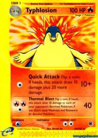 Typhlosion (Expedition Base Set: 64/165)