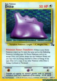 Ditto (Fossil: 3/62)