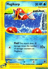 Magikarp (Expedition Base Set: 118/165)