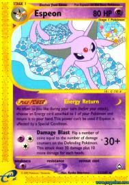 Electrike (EX Ruby and Sapphire: 30/109)