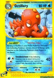 Octillery (Aquapolis: H20/H32)