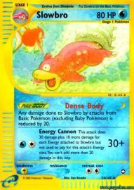 Slowbro (Aquapolis: 33/147)