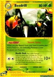 Beedrill (Skyridge: H4/H32)