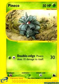 Pineco (Skyridge: 86/144)