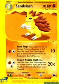 Sandslash (Skyridge: 93/144)