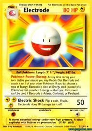 Electrode (Base Set: 21/102)
