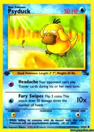 Psyduck (Fossil: 53/62)