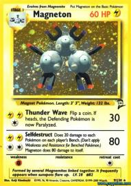 Magneton (Base Set 2: 9/130)