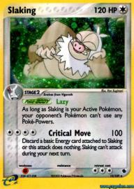 Slaking (EX Ruby and Sapphire: 12/109)