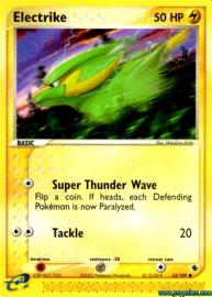 Electrike (EX Ruby and Sapphire: 53/109)